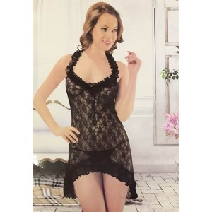Stylish Sexy Short Nighty