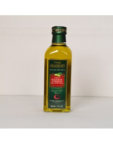 Dewdrop Extra Virgin Olive Oil - 500ml
