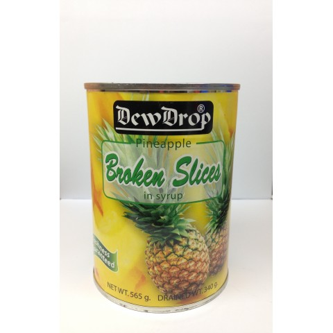 DEWDROP PINEAPPLE BROKEN - 565g