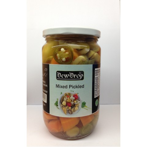 DEWDROP MIXED PICKLE - 920g