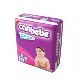 Canbebe Comfort Dry Size 6 (32 Pcs)
