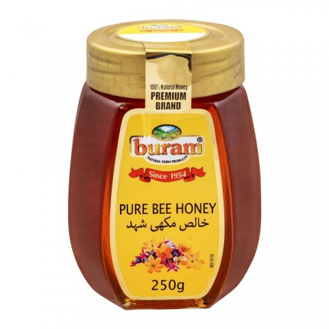 Buram Pure Bee Honey - 250g