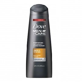 Dove Men Thick And Strong Shampoo 355ml