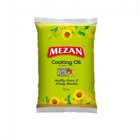 Mezan Cooking Oil 1 Ltr