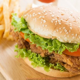 Zinger Patties 900g