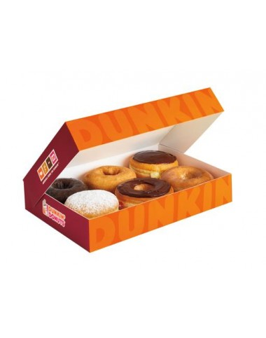 Box Of Six Donuts