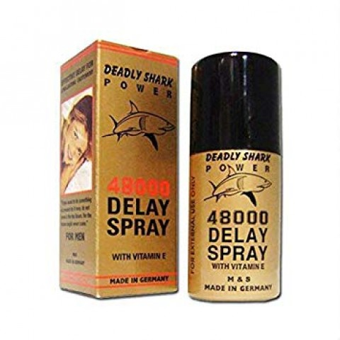 Deadly Shark Delay Spray (48000) 45ml