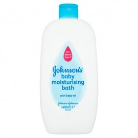 Johnson's Baby Moisturizing Bath 500ml
