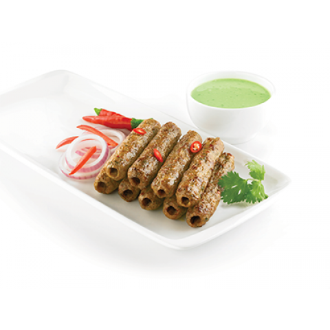 Big Bird CHICKEN SEEKH KABAB - 180g