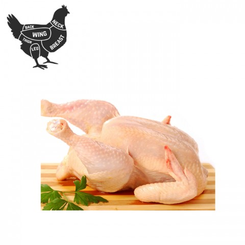 Chicken Whole 1 Kg (Local)