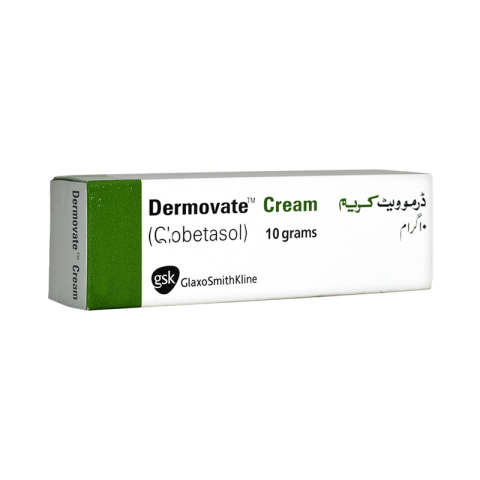 Dermovate (Clobetasol) Cream - 20g