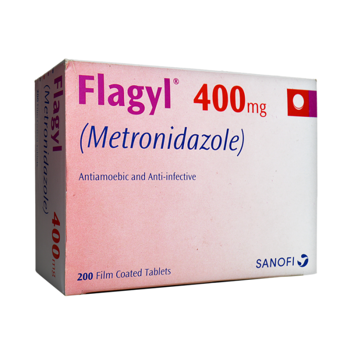 Metronidazole antibiotic to treat bacterial infections  NHS