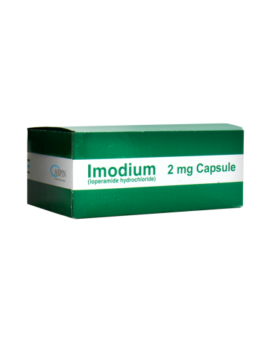 Imodium 2mg (6 Capsules)