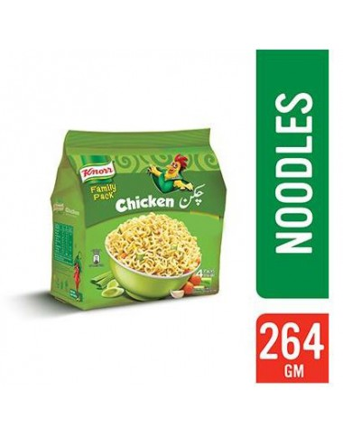 Knorr Chicken Noodles Family Pack