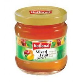 National Mixed Fruits Jam 200g
