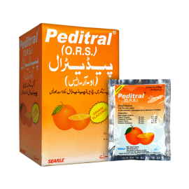 Peditral Orange Sachet O.r.s