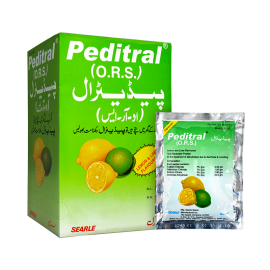 Peditral Lemon Sachet O.r.s