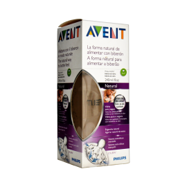 Philips Avent Natural  Feeder (1 Month+) 240ml