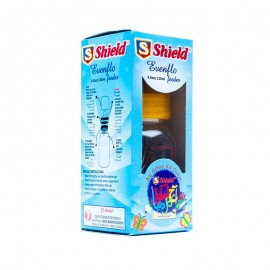 Shield Evenflo Feeding Bottle 125ml