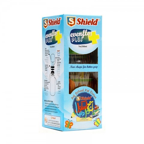 Shield Feeding Bottles Evenflo Plus 200ml