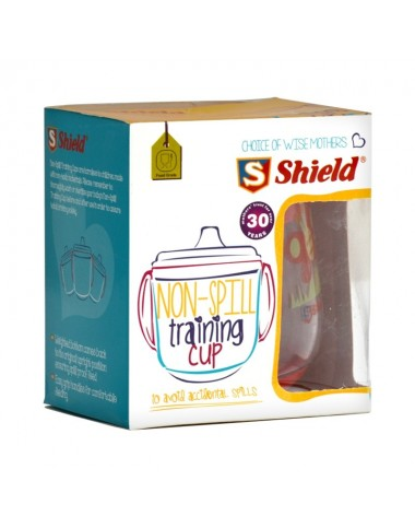 Shield Non-Spill Training Cup