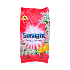 Sunlight Lemon & Flower Detergent 1kg