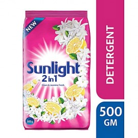 Sunlight Lemon & Flower Detergent 500g