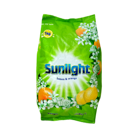 Sunlight Lemon & Orange Detergent 1kg