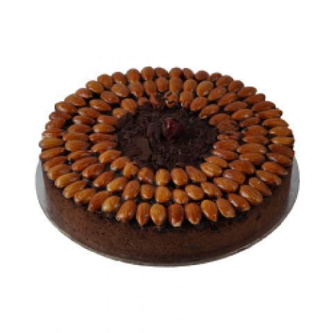 Roasted Almond Special Cake (Cakes & Bakes)