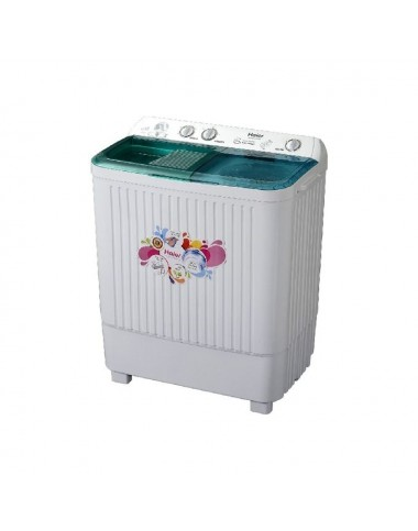 HAIER TWIN TUB WASHING MACHINE ( 10 kg)