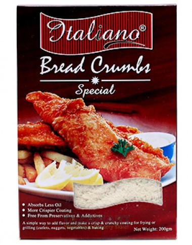 Italiano Bread Crumbs Special 250g