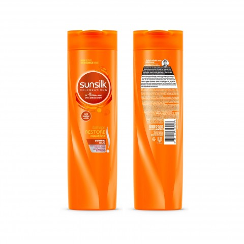 Sunsilk Co-Creations Damage Restore Shampoo