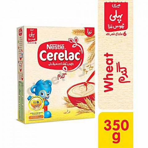 Cerelac Wheat 350gm