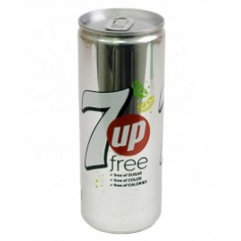 7up Diet Can 250 Ml