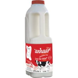 Anhaar Low Fat Milk 1 Ltr