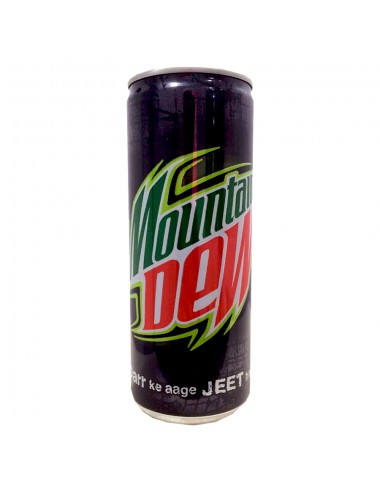 Mountain Dew Can 250ml