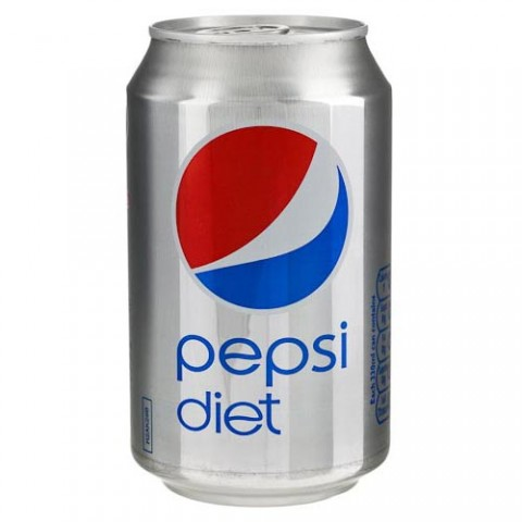 Pepsi Diet Can 330 ml