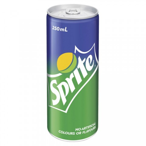 Sprite Can 250ml