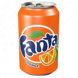 Fanta Can 330ml