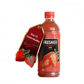 Fresher Strawberry Juice 1 Ltr