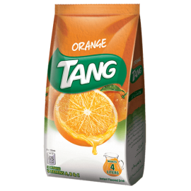Tang Orange Pouch 340g