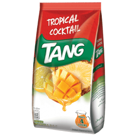 Tang Tropical Cocktail Pouch 340g