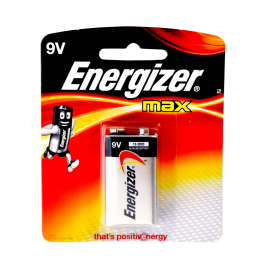 Energizer 9 Volt Battery
