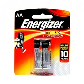Energizer Max Cell Aa (pack Of 2)