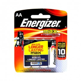 Energizer Max Cell Aa (pack Of 4)