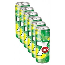 7up Cans 12x250ml