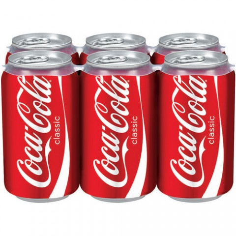 Coca Cola Can 12x250ml