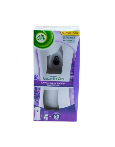 Air Wick Air Freshener Lavender With Machine 250ml
