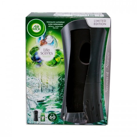 Air Wick Air Freshener Lush Hideaway With Machine 250ml