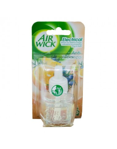 Air Wick Air Freshener Refill Anti Tobacco 19ml